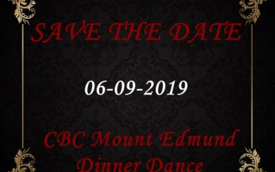 CBC Mount Edmund Dinner Dance