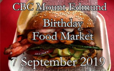 CBC Birthday Food Market – Stall Bookings